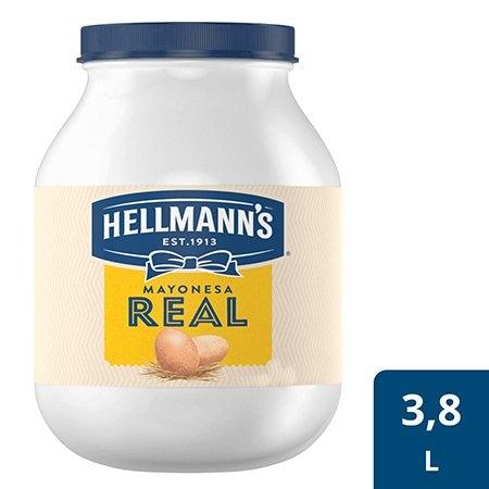 Hellmann's® Mayonesa Real Galón -