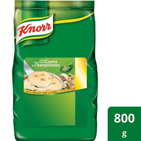 Knorr® Crema de Champiñones -